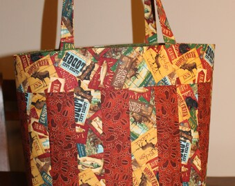 Cabin Country Bag