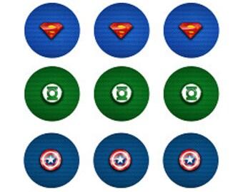 Symbol Super Heros