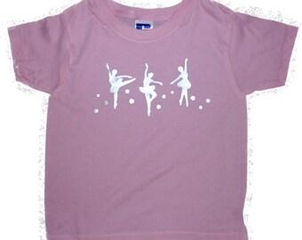 """Girls """"Ballet dancer"""" T-shirt"""