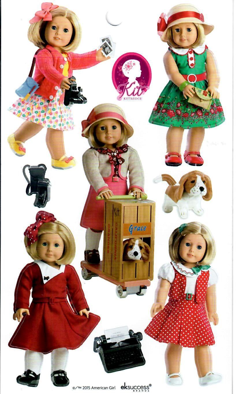 American Girl Learn to Scrapbook Kit | Craft Kit ...