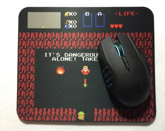 Ready to Ship! Legend of Zelda Mouse Pad