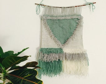 Handmade Large Woven Wall Hanging