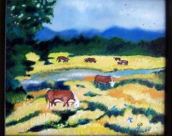 Taos Pueblo Meadow
