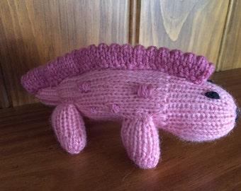 Dinosaur (Pink)