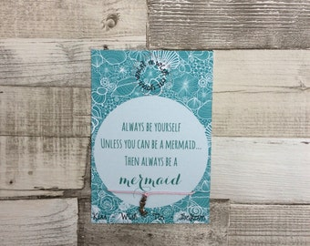 A Wish on Your Wrist ~ Mermaid