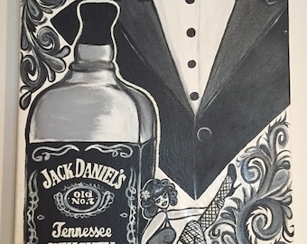 Jack Daniel's Girl