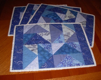 handquilted placemats