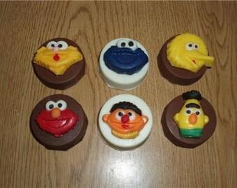 1 doz. Sesame Street Cookies