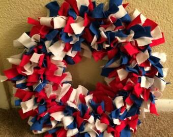 Sailor scout wreath