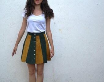 70's miniskirt