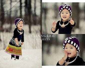 Hmong Hat - Babies