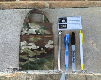 EDC 4 Pen Organizer MULTICAM USA