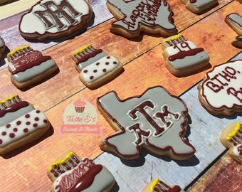 Texas College Cookies