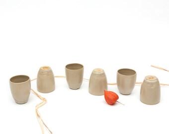 "6 cups ""Demeter"""