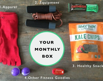 30-Day Fitbit Weight Loss Challenge (3 month subscription)