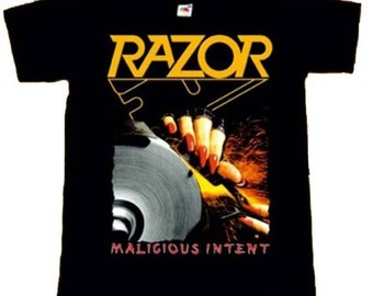 RAZOR T-SHIRT Malicious Intent