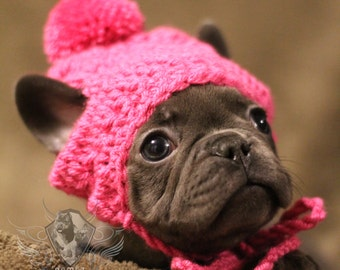 french bulldog hat french bulldog etsy 831