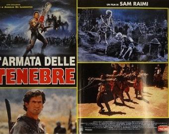 Army Of Darkness 19x26 Image 6 Photobusta Movie Poster 1993