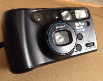 Vintage 1970 Vivitar Series 1 450PZ Zoom Camera