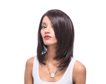 100% Remi Human Hair Wig