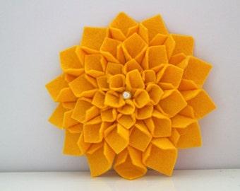 Felt Flower (Acrylic Felt)