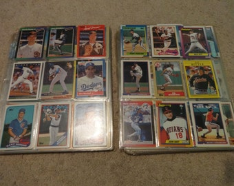 Assorted baseball basketball hockey trading cards 1970s 1980s 1990s