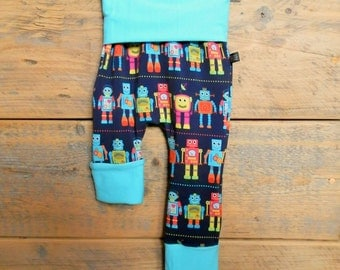 Size 1 Maxiloones 'grow with me' bottoms to fit age 1-3 aprrox.