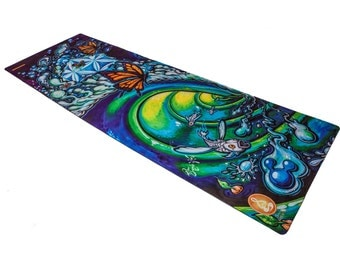 Major Price Reduction and Free Ship Yoga Mat Hot Yoga