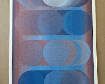 Burgundy and Blue // James McPherson
