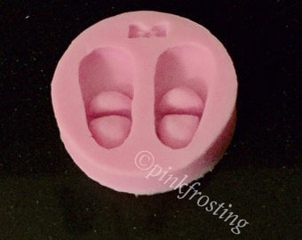 Baby Shoes Silicone Mold