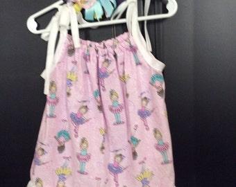 Little Girls Pillowcase Dress