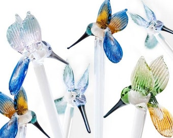 Stirrers for drinks of hummingbird