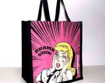 Drama Queen Shopping Bag