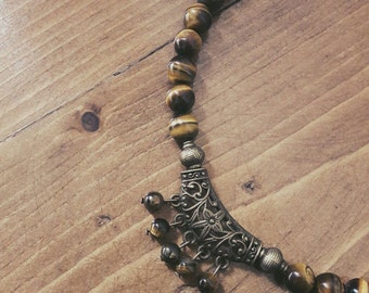 Tiger Eye - A gift of Courage and Inspiration