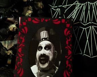 Horror Captain Spaulding House of 1000 Corpses Card