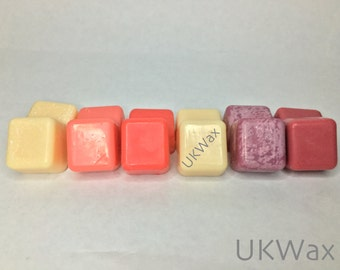 Handmade Highly Scented Natural Soy Wax Melts (Made in UK) FREE SHIPPING