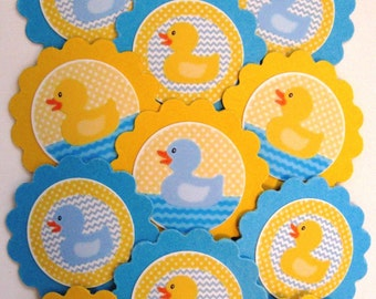 Duck Cupcake Toppers/Party Picks Item #736 Free Shipping