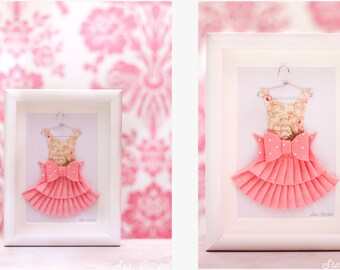 picture with dress pink miniature