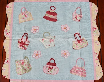Pretty Bags Wall Hanging