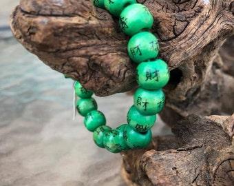 Totem Luck symbol bracelet