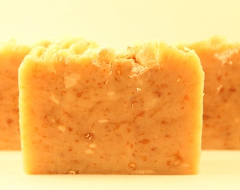 Gimme Some MOH (Milk Oats Honey) Soap