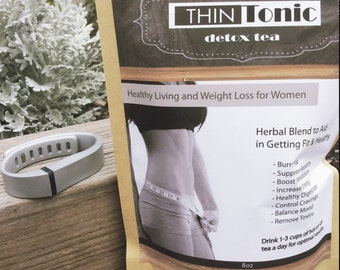 ThinTonic Detox Tea for Women's Weight Loss