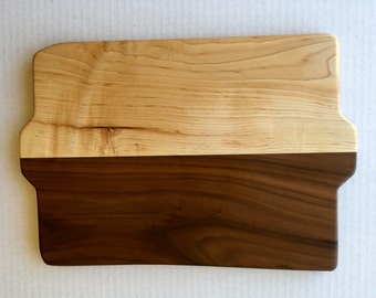 Black Walnut Maple Platter