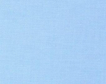 Cornflower Blue Crib Sheet