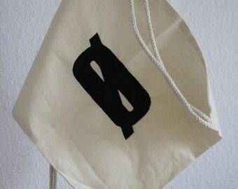 Turn fabric bag cloth bag ø