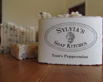 Tom's Peppermint Soap (Free Shipping!)