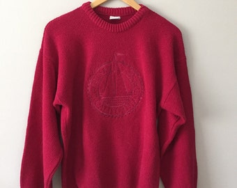 Laguna Beach Boating Sweater