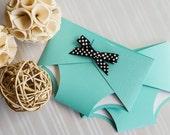 Custom Handmade Baby Shower Invitation - Baby Boy Diaper Invite (Sample)