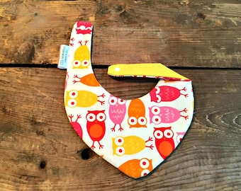 bandana bib waterproof ground OWL