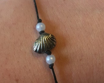 Sea Shell Wish Bracelet